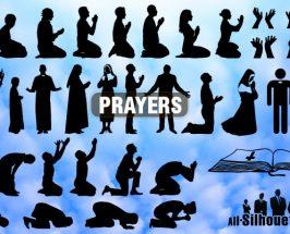 pray to God(Vector)