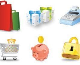 awesome E-commerce Icons set( Freebie)