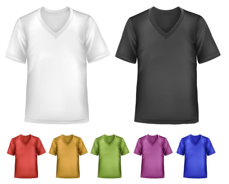 Buy V Neck T Shirt Template Psd 51 Off