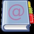 Address Book free vector