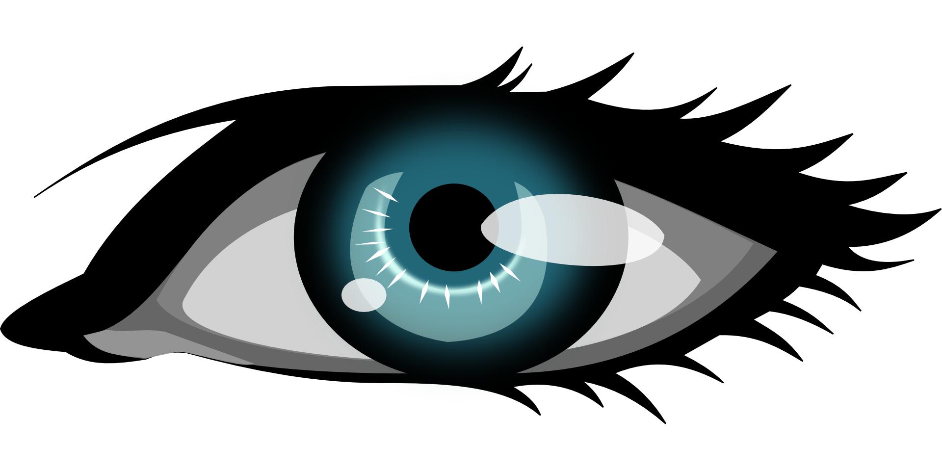 Artistic eye,eyelash vector – Free PSD,Vector,Icons