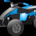 Cartoon vehicle vector,4 wheelers,motor,race