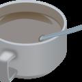 Coffee & Coffee Cup(Free Vector)