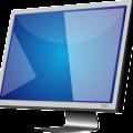 Computer Monitor Lcd Screen Vector