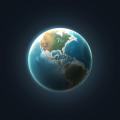Cool Earth Free PSD