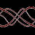 Decoration pattern -Ribbon vector