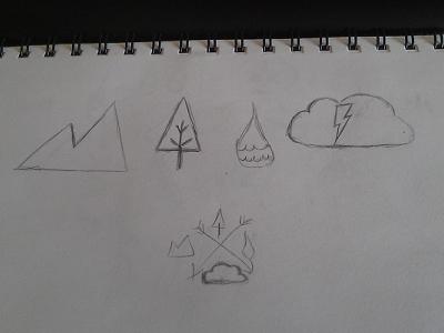 Free Icons Sketch -illustration PSD
