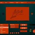 Free UI kit-Main Menu,Search Field,Slider,Buttons