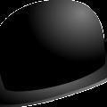 Free black hat vector