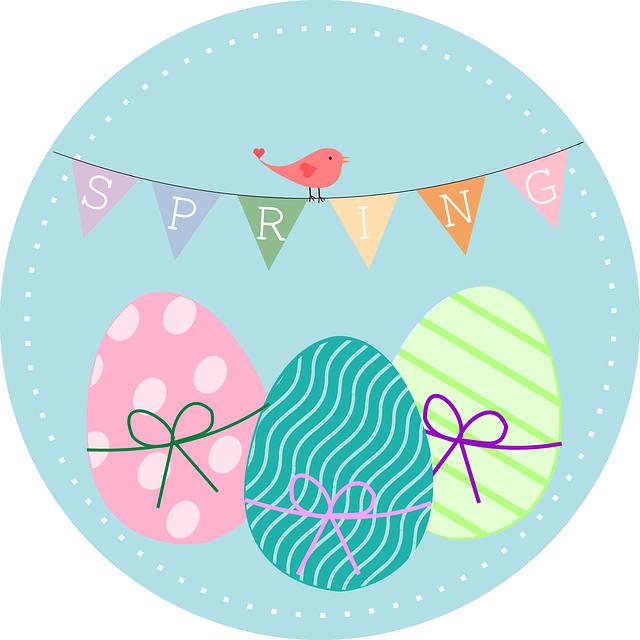 Free vector Easter egg