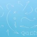 Free vectors-hand written arrows in Adobe Illustrator