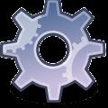 Free wheel gear vector