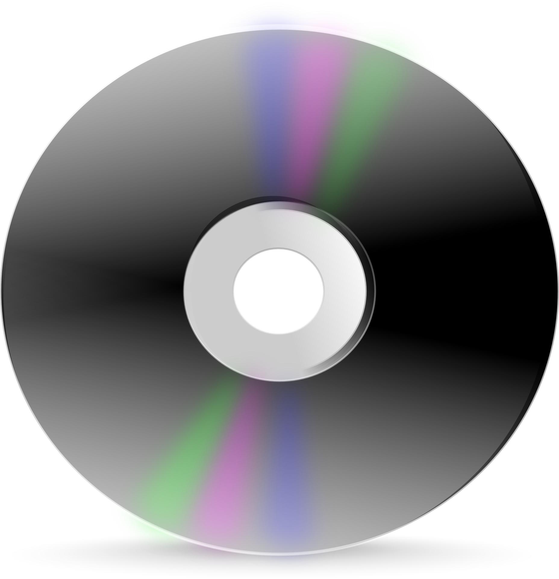 Gray DVD disk vector,CD Disk