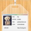 ID Card PSD Free Download