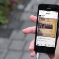IOS 7 Instagram Design Free PSD