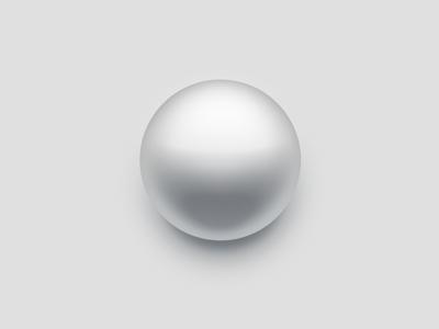 Silver Circle Free PSD