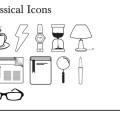 cup,lightning,watche,desk lamp, newspaper,magnifying glass,pen,glasses