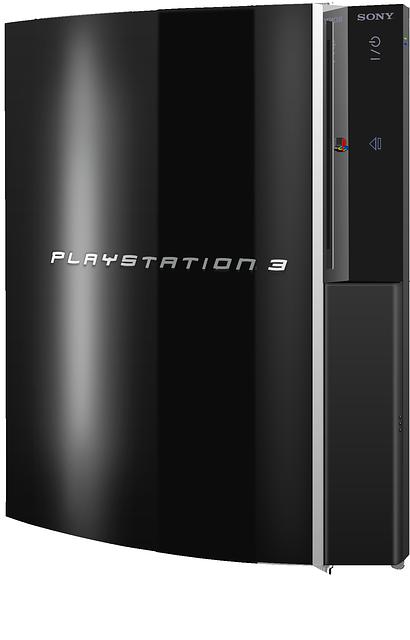 Sony playstation 3 vector