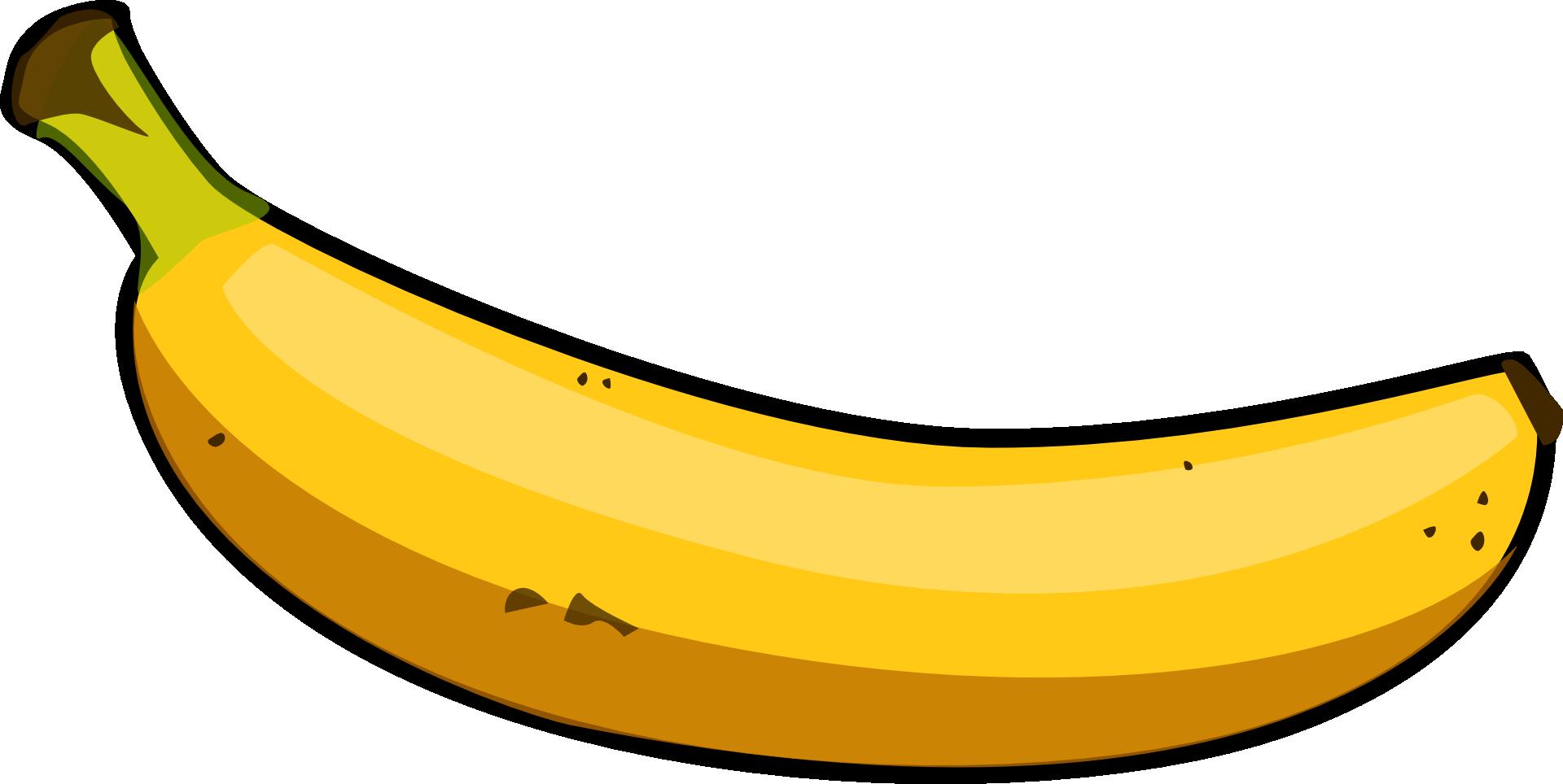 banana vector,delicate fruit