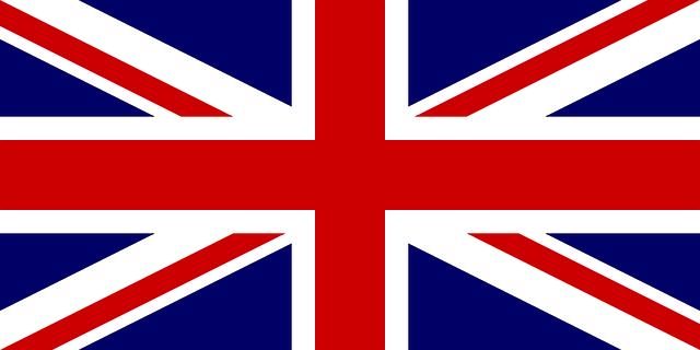 british flag free vector