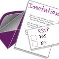 envelope & invitation card vector