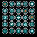 icon symbol design free vector