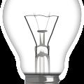 incandescent light bulbs free vector