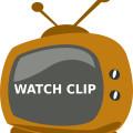 older cartoon television vector