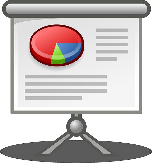 presentation beamer powerpoint diagram