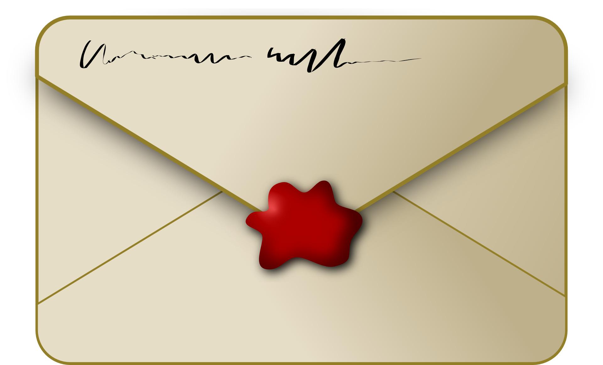 sealed love letter,mail envelope vector