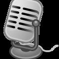 simple microphone vector