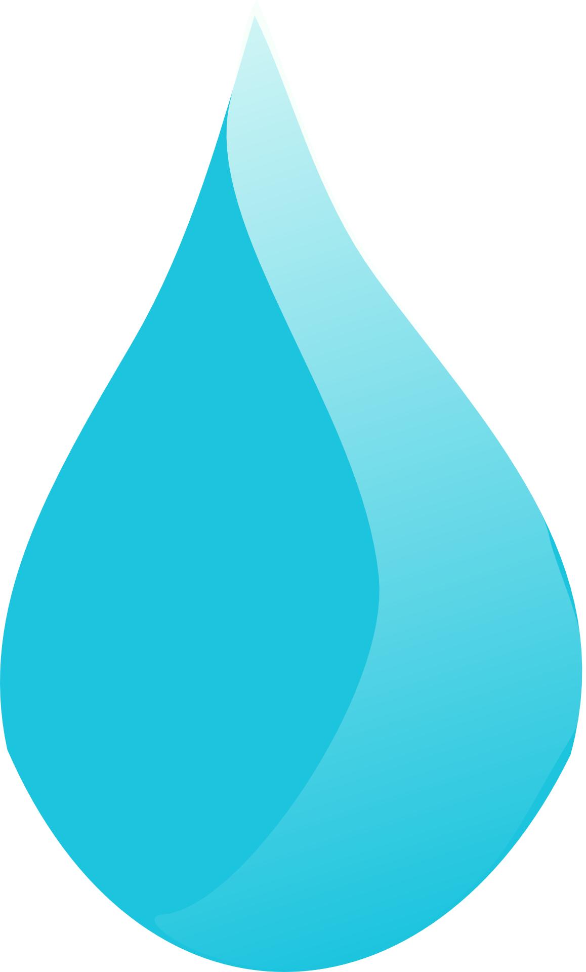 water drop, rain drop,blue, liquid, teardrop ,cartoon vector