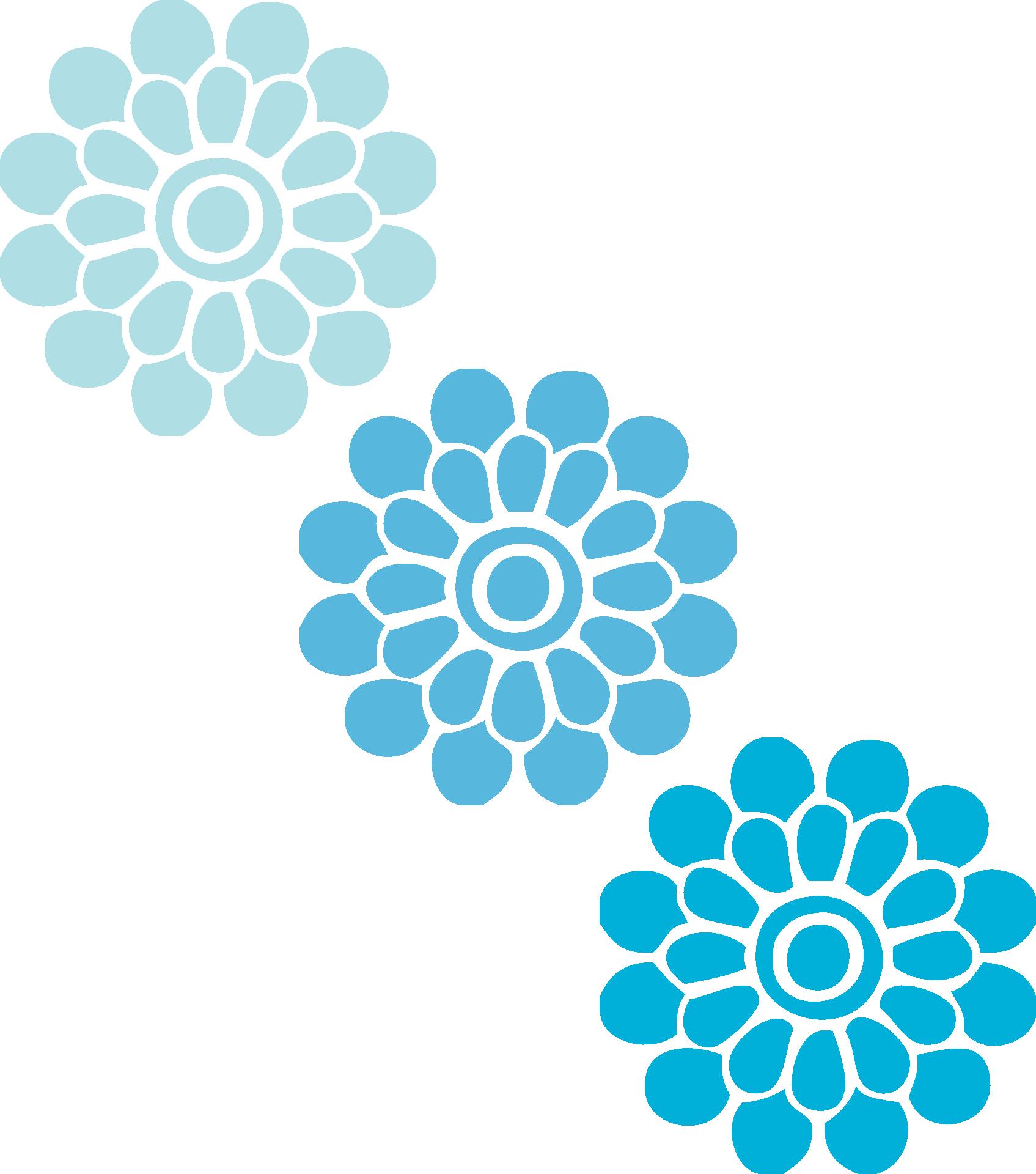 Wedding,flower,blue peony free vectorWedding,flower,blue peony free vector