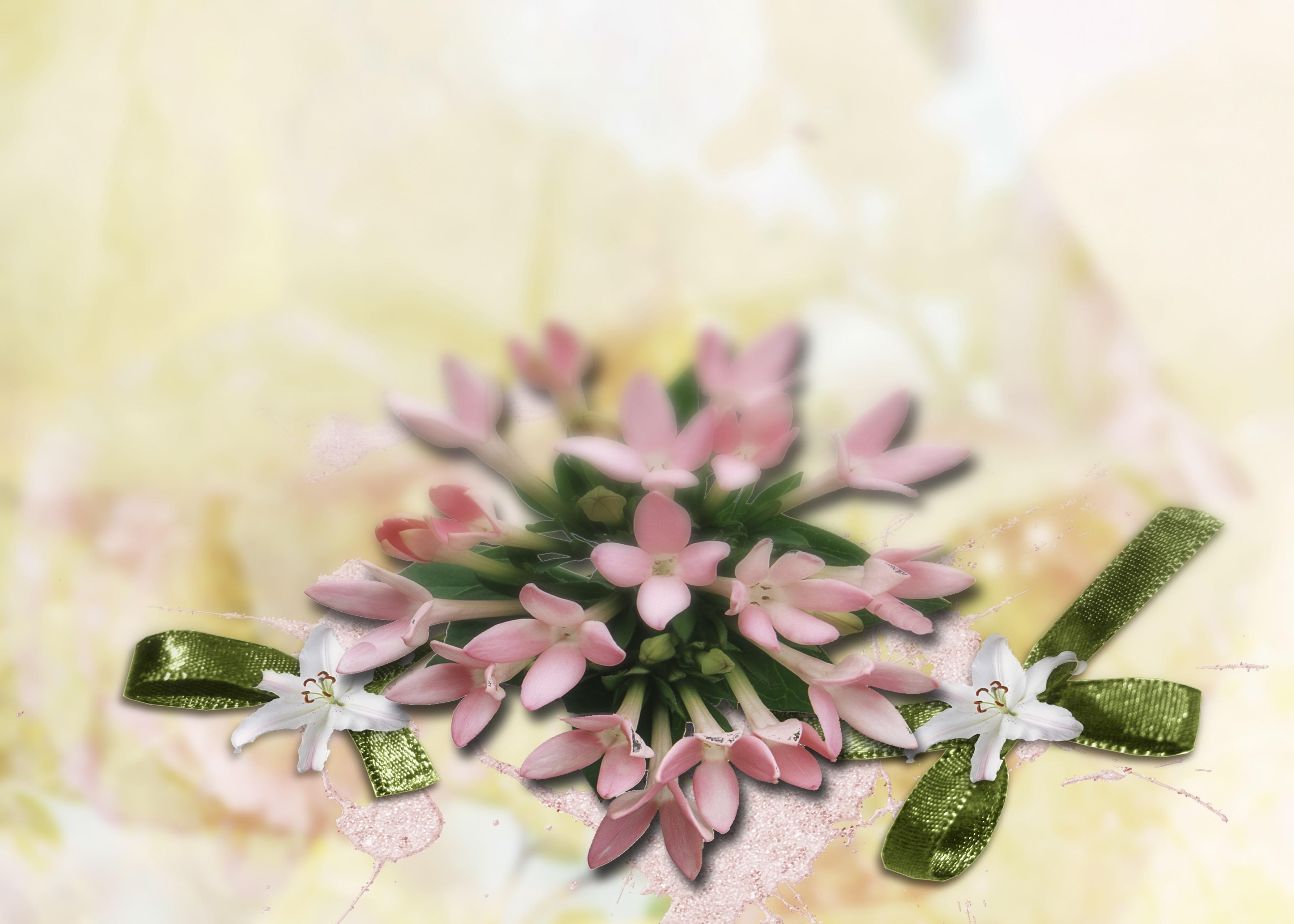 Digital art-flower