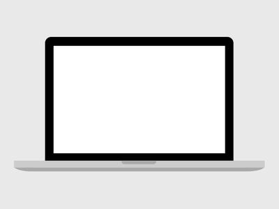 Flat Apple Macbook Pro Free Psd Free Psd Vector Icons