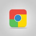 Free Chrome Icon PSD