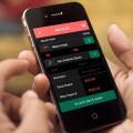Free Flat Design- Mobile UX UI interface PSD