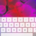 Free iPad iOS 7 Keyboard PSD