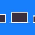 IOS Ipad Iphone Macbook-Flat Device PSD