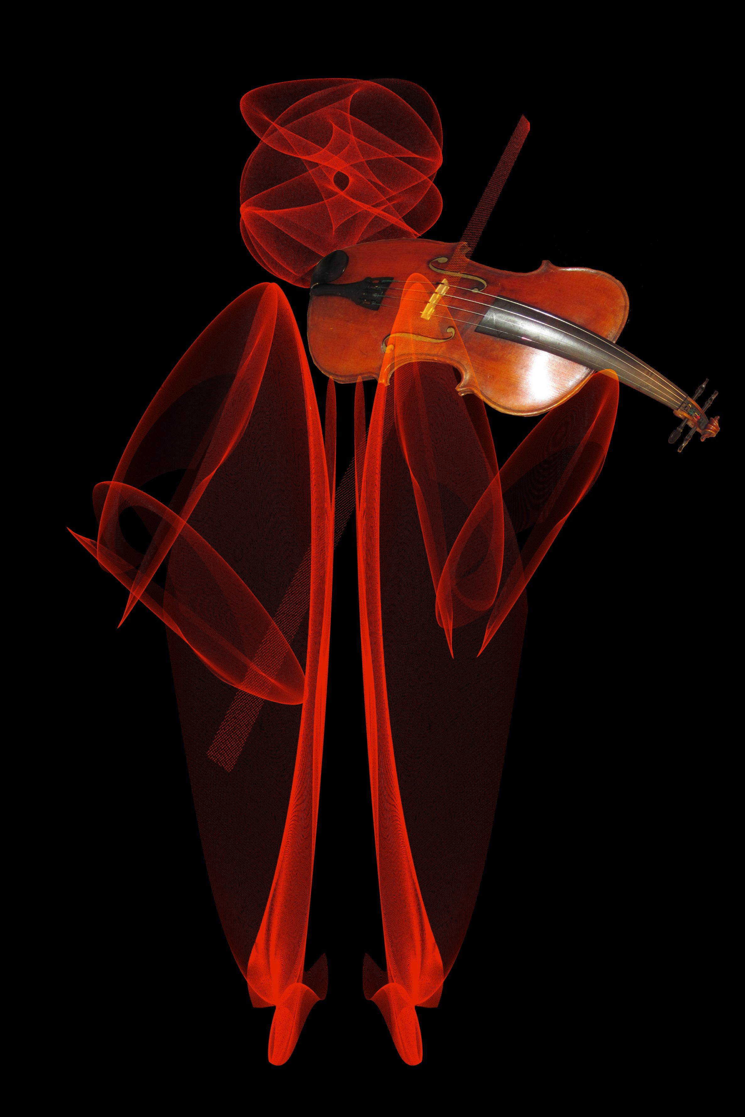 Magical Violin Instrument