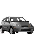 Ford focus car vehicle vector