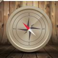 Free Compass Vector Icon Art (illustrator AI File)