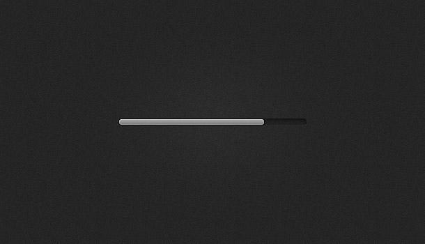 Free Loading Progress Bar PSD