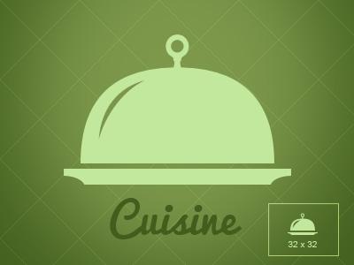 Free PSD-Cuisine Icon Vector