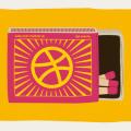 Free PSD-Matchbox illustration