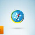 Free Safari Icon Vector