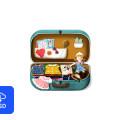 Free Suitcase icon PSD
