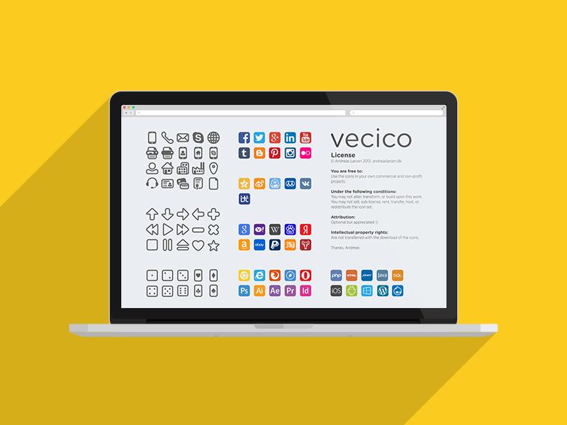 Freebie-86 icons vector