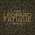 free Leopard Fatigue Pattern Vector-Camo Print(ai)