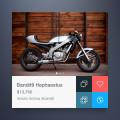 Moto Widget PSD
